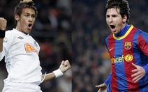 Messi lại tranh tài cùng Neymar