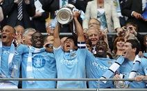Man City vô địch FA Cup