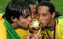 Kaka, Ronaldinho và Ramires bị loại khỏi tuyển Brazil
