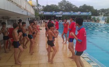Quận 8 phổ cập bơi cho thiếu nhi