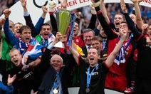 Rangers lần thứ 54 vô địch Scotland