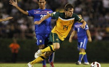 Thái Lan chia tay đấu trường World Cup