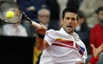 Djokovic sớm giành vé dự ATP World Tour Finals