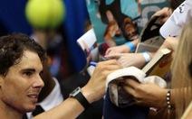 Nadal lại vào chung kết trên sân đất