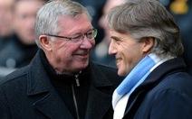 Sir Alex Ferguson chỉ trích quyết định sa thải ông Mancini