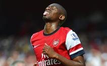 Arsenal hòa thất vọng trước Sunderland