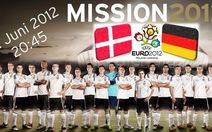 Tuyển Đức thắng thế trên mạng xã hội