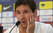 Messi: Xavi và Iniesta đều xứng đáng giành Quả bóng vàng