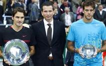 Federer đoạt chức vô địch thứ 71
