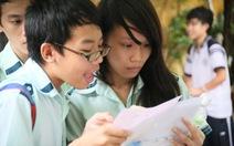 TPHCM: Đề văn lớp 10 có bị lộ?
