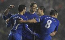Chelsea đụng Swansea