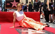Jennifer Lopez được gắn ngôi sao thứ 2.500 trên Đại lộ Danh vọng