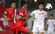 Hong Kong - tuyển Việt Nam 1-0: thua không đáng