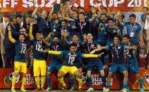 Singapore lần thứ tư vô địch AFF Suzuki Cup