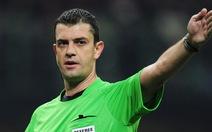 Trọng tài Viktor Kassai bắt chính trận Bayern - Barcelona