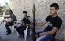CIA và đặc nhiệm Mỹ bí mật huấn luyện quân nổi dậy Syria
