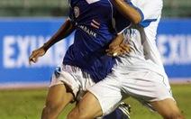 Khai mạc Giải bóng đá công an, cảnh sát ASEAN mở rộng 2012