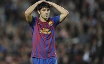 Villa chính thức lỡ hẹn Euro 2012
