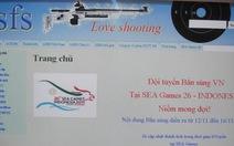 Trang web của xạ thủ Phạm Cao Sơn