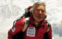 Chinh phục đỉnh Everest ở tuổi 80