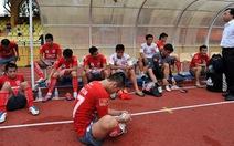 Dấu lặng cho bóng đá TP.HCM