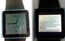 Sử dụng đồng hồ thông minh để quay cóp