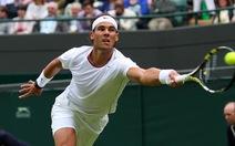 Nadal bị tay vợt 135 thế giới loại
