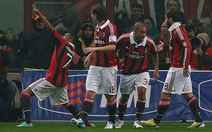 Robinho ghi bàn, Milan hạ gục Juventus