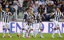 Hỏng một quả 11m, Juve vẫn thắng Parma