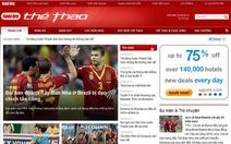 Trang thể thao điện tử Tuổi Trẻ ra phiên bản mới
