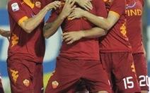 AS Roma đã biết thắng