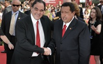 Oliver Stone làm phim về cố tổng thống Venezuela