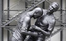 """Cú """"thiết đầu công"""" của Zidane được dựng tượng"""