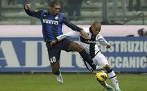 Trắng tay, Inter mất ngôi nhì vào tay Napoli