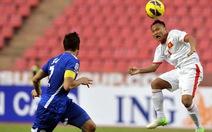 Hoàng Văn Thành rinh giải nhất trận VN - Philippines