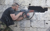 Mỹ bắt đầu vận chuyển vũ khí cho quân nổi dậy Syria