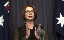 Thủ tướng Úc là nạn nhân của phân biệt giới tính?
