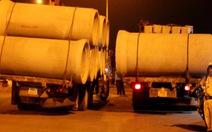 Đêm đầu xử phạt xe quá tải: Xe trọng tải 6 tấn, chở trên 30 tấn
