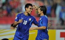 Teerasil: một trong những cầu thủ xuất sắc nhất châu Á