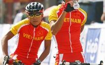 Minh Thụy bị loại khỏi tuyển xe đạp VN
