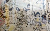 Triển lãm phác họa của Nguyễn Gia Trí
