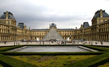 Louvre, viện bảo tàng đông khách tham quan nhất thế giới