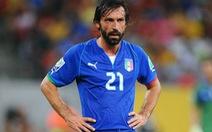 Tuyển Ý mất thêm Pirlo và Barzagli