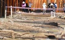 Trục vớt nhiều cổ vật có giá trị tại Quảng Ngãi