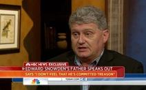 Snowden sẽ về Mỹ nếu được đảm bảo an toàn