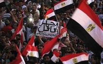Biểu tình lan rộng tại Ai Cập