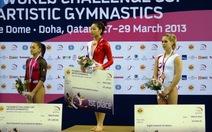 Hà Thanh đoạt HCV tại Doha