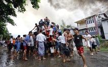 Myanmar: Bạo động bùng phát ở bang Rakhine