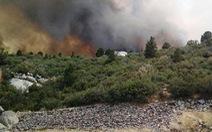 Cháy rừng ở Mỹ, 19 lính cứu hỏa thiệt mạng