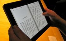 Apple và cuộc chiến giá sách điện tử